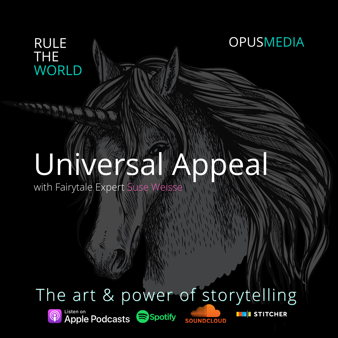 Universal Appeal with Fairytale Expert Suse Weisse