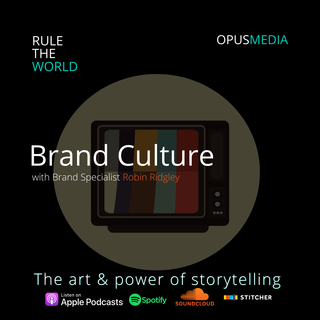 Brand Culture with Brand Specialist Robin Ridgley