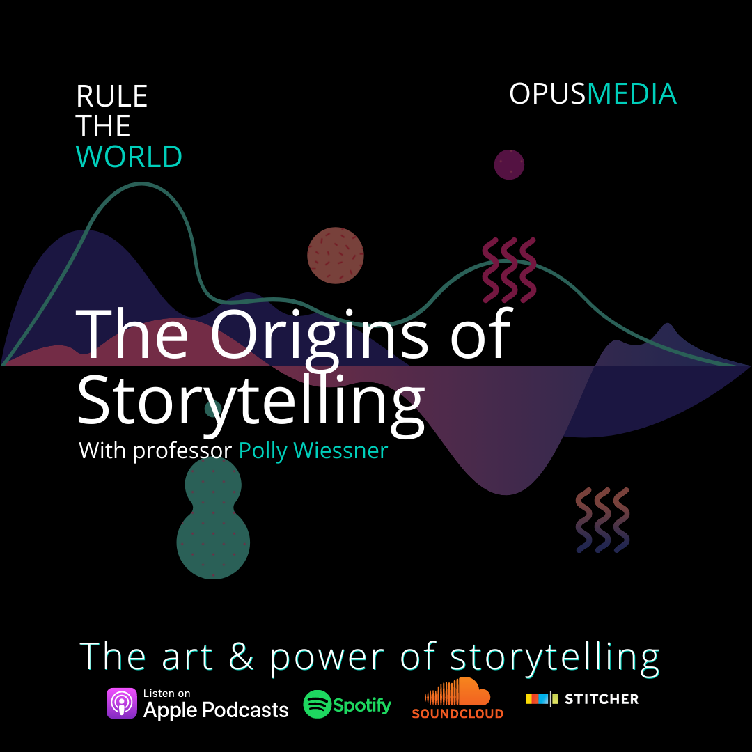 The Origins of Storytelling with Professor Polly Wiessner